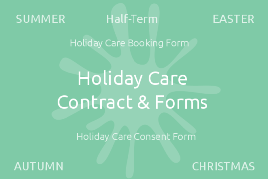 Holiday Care Contract & Forms