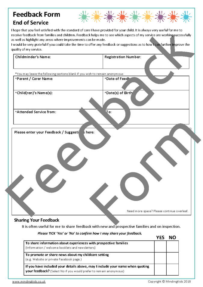 Contract Termination Letters - MindingKids