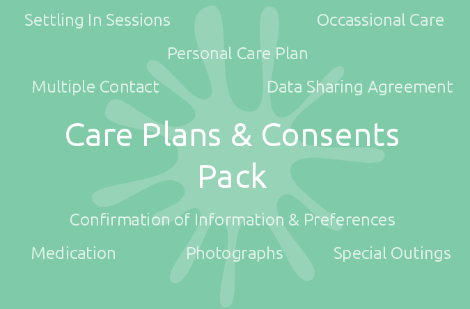 Care Plans & Consents Pack