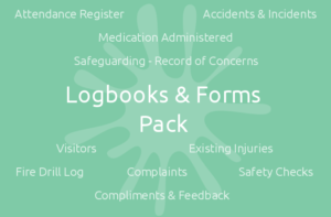 Logbooks & Forms Pack