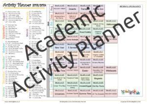 Academic Activity Planner