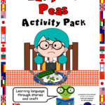 Eat Your Peas Activity Pack