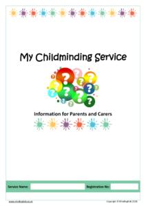 Parent Information Booklet