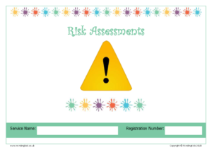 Risk Assessments Cover