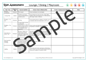 Lounge_Dining_Playroom_Risk Assessment