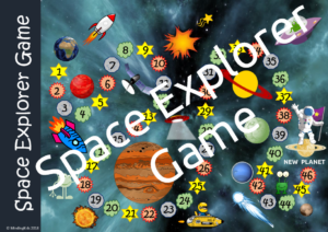 Space Explorer Game