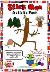 Stick Man Activity Pack