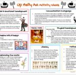 Up Helly Aa Activity Ideas