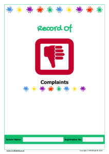 Record of Complaints