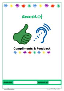 Compliments & Feedback
