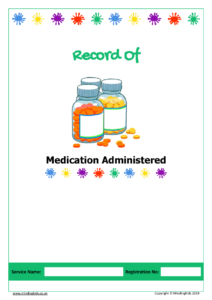 Record of Medication