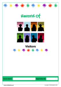 Record of Visitors