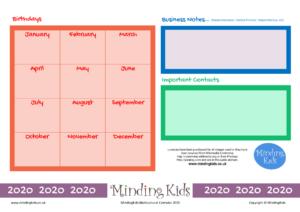 2020 Multicultural Calendar_Back Cover