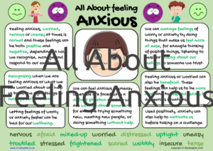 All About Feeling Anxious