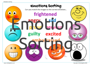 Emotions Sorting