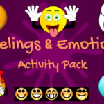 Feelings & Emotions Activity Pack