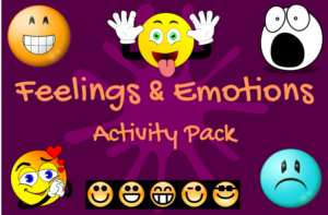Feelings & Emotions Activity Pack