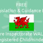 Welsh Childminder – Legislation & Guidance List