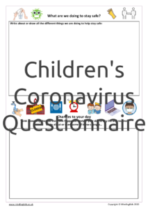 Coronavirus Questionnaire
