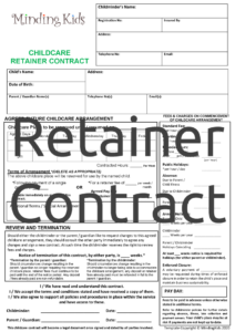 Retainer Contract