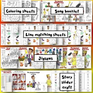 The Smartest GIANT in Town Activity Pack Image1