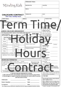 Term Time_Holiday Hours Contract