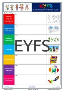 EYFS Newsletter