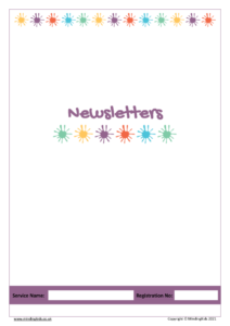 Newsletters Cover
