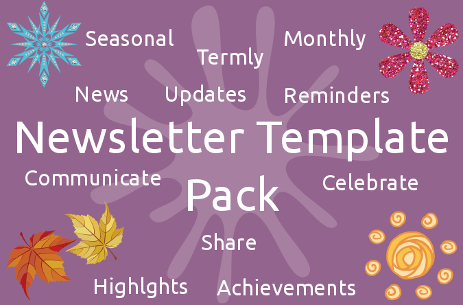 Newsletter Template Pack