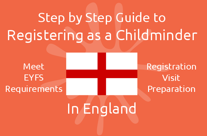 Guide to Registering as a Childminder in England