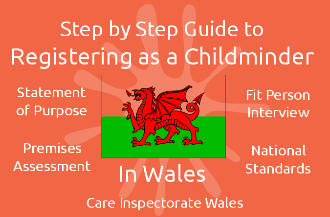 Guide to registering as a Childminder in Wales