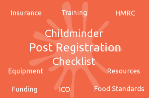 Childminder Post Registration Checklist