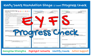 EYFS Progress Check
