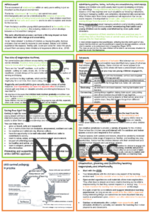 RTA Pocket Notes