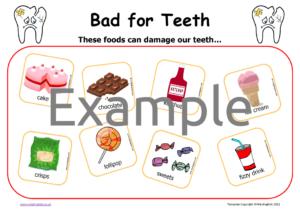 Bad for Teeth