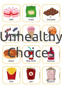Unhealthy Choices